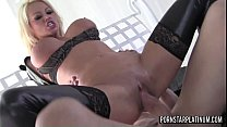 Sexy Ass Russian Pornstar Takes A Big Dick preview image