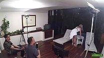 Bastidores do ensaio fotográfico da loira mais gostosa do Brasil - Evy Kethlyn - Big Bambu - Ed Junior - Binho Ted - 69VClub.Com