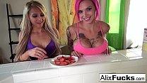 Alix Lynx Lesbian Fun Thumbnail