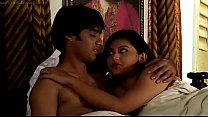Bengali Actress Moumita Gupta sensuous lovemaking scene from Lal Saheber Kuthi