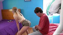 Dad Rescues Daughter Only To Fuck Her Up- Hannah Hawthrone