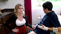 Step Son fucks his Step Mom with his Big Dick - Cory Chase صورة