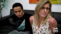 Step Son fucks his Step Mom with his Big Dick - Cory Chase thumbnail