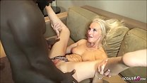 HUSBAND NEXT ROOM AND WIFE CHEAT WITH BBC German Kacy Kisha
