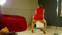Phat ass in red dress (virgoperidot) Preview
