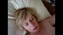 Mature wife blowing cock صورة