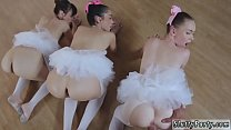 Sex with your mom friend a girl Ballerinas