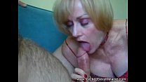 Son Likes The Deep Blowjob From Mom ⁃ hidden shower cam thumbnail