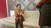 BRO Caught Hot STEP-SISTER Seduce to Fuck and cum on Pussy