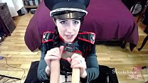 JOI - Brookelynne Briar Teaches You How To Jerk It With Femdom Stroke Drills
