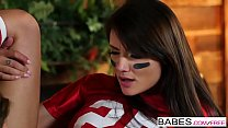 Babes - Snack Attack  starring  Lucas Frost and Adria Rae clip