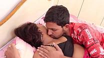 telugu aunty romance boobs press hot Image