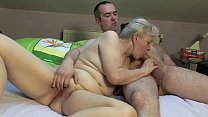 BEDROOM SEX BY MATURE COUPLE !! thumbnail