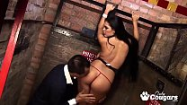 Thick & Curvy Jasmine Black Gets A Hot Load Shot All Over Her Beautiful Butt