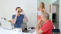 Girlfriend cheats on her boyfriend after seducing his friend