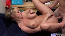 british pussy: MILFTRIP Big Tit Mom Dee Williams Wet Pussy Pounded thumbnail