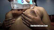 daisy red fucked in ghetto slum thick phat ass thumbnail