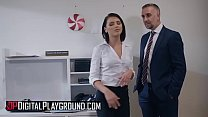 (Adriana Chechik, Keiran Lee) - A Cold Night In December Part 1 - Digital Playground