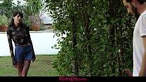 Karups • Showering Wife Lexi Foxy Fucks Her Peeping Tom thumbnail
