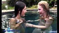 Underwater sex