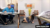Secretary Daughter fucked by Boss Daddy