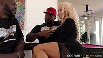 Download video bokep Nikki Delano Interracial Threesome 3gp terbaru