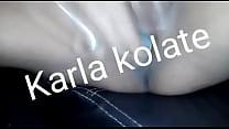 KARLA KOLATE MASTURBANDOME BORRACHA