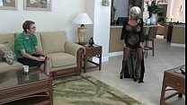 18777 Nerd Fucks Mature Blonde MILF Sally D'angelo preview