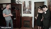 Myles Landon and Xavier Ryan - Prom Thief - Str8 to Gay - Trailer preview - Men.com