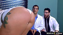 download movie akira - Big curves MILF patient double penetrated by two doctors thumbnail