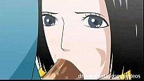 One Piece Hentai - Luffy heats up Nami Vorschaubild