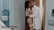 (Alexis Fawx) Has 2 Intense Orgasms Before (Marcus London) Cums All Over Her Pussy - Sweet Sinner