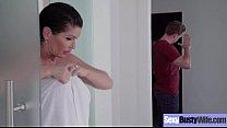 Sexy Hot Wife (Shay Fox) With Big Juggs Love Intercorse clip-25