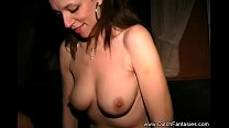 Threesome With Hot Dutch Brunette Cougar
