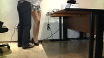 Sexy Secretary Abused by Her Boss -1 Preview