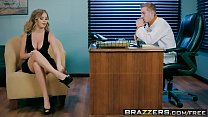 Brazzers - Big Tits at Work - Bon Appetitties scene starring Alexis Adams and Danny D pornhub video