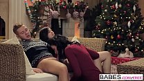Babes - Step Mom Lessons - Chad Rockwell and Leanna Sweet and Nekane - Christmas Surprise
