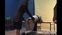 Spanking Punishment For Russian Girls thumbnail