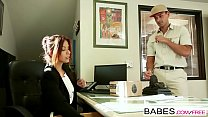 Babes - Office Obsession - (Ryan Driller Isabella De Santos) - Special Delivery thumbnail