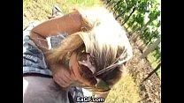 EXGF Vineyard Blowjob