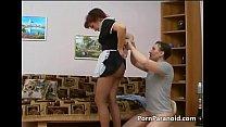 Horny dude fucks his mature maid ¬ PornParanoid.com Vorschaubild