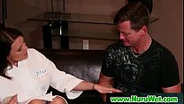 NuruMassage Son Fully Serviced by Step-Mom 13 Preview
