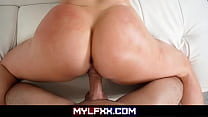 Sexy Milf Jennifer White Works Out And Fucks Her Friend Peter