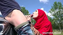 18002 Fucking a muslim in the bushes preview