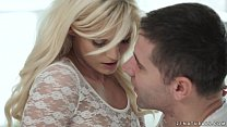 Candee Licious has orgasms on a big dick