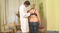 Image: Bigcocked doctor makes fatty feel good