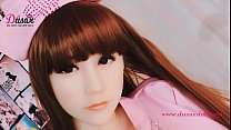 168cm (5ft7inch) adult real sex doll-Cherry