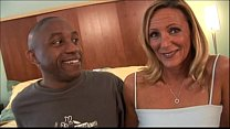 Milf gets banged by big black dick in Mature In...