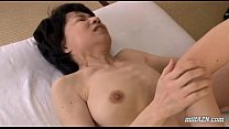 Mature Woman With Hairy Pussy Fingered And Lick...