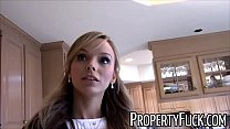 Pervert with camera fucks hot real estate agent pornhub video